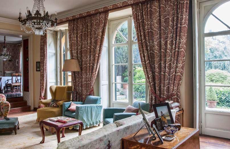 Trendy 2018: Mieszkanie w stylu carskiej Moskwy