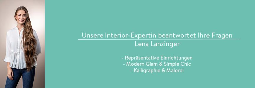 Unsere Interior Expertin Lena Lanzinger beantwortet Fragen zu Marmor