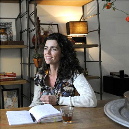 Zu Hause bei Caroline van Velze