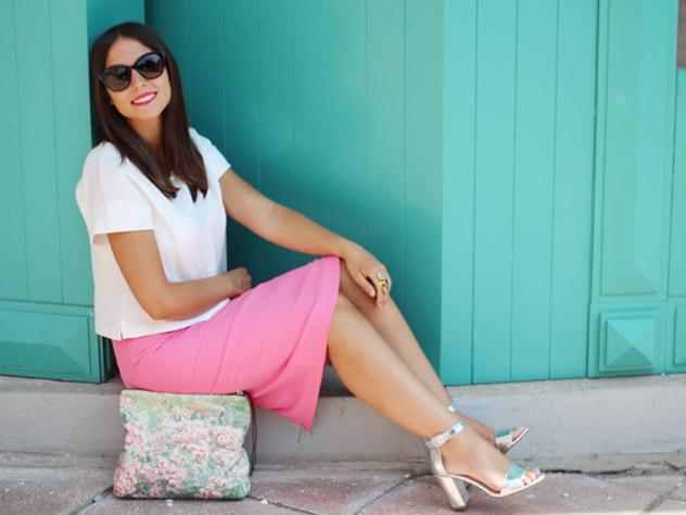 Entrevista a Erea Louro, bloguera de All that she wants