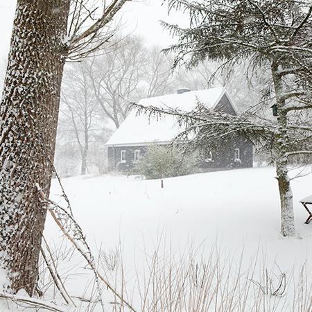 Una Navidad en las montañas