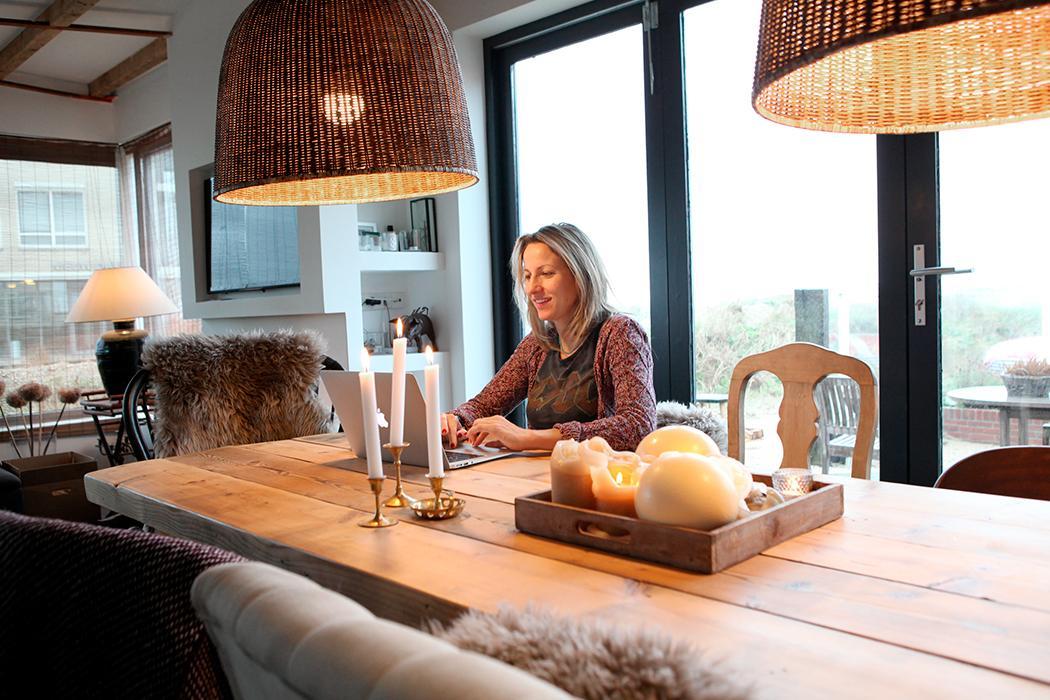 Inspiration bord de mer chez Julie Hoyng