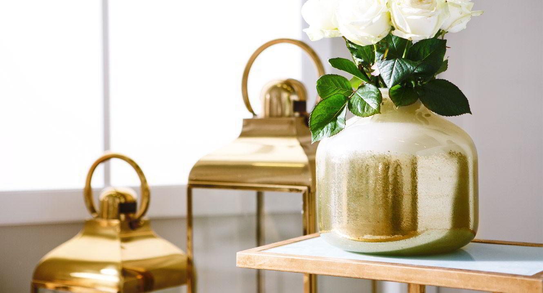 Dalani, Arredare con l'Oro, Arredamento, Casa, Colori, Moda, Trend