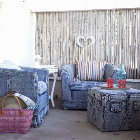 Arredare Denim: come reinventare casa