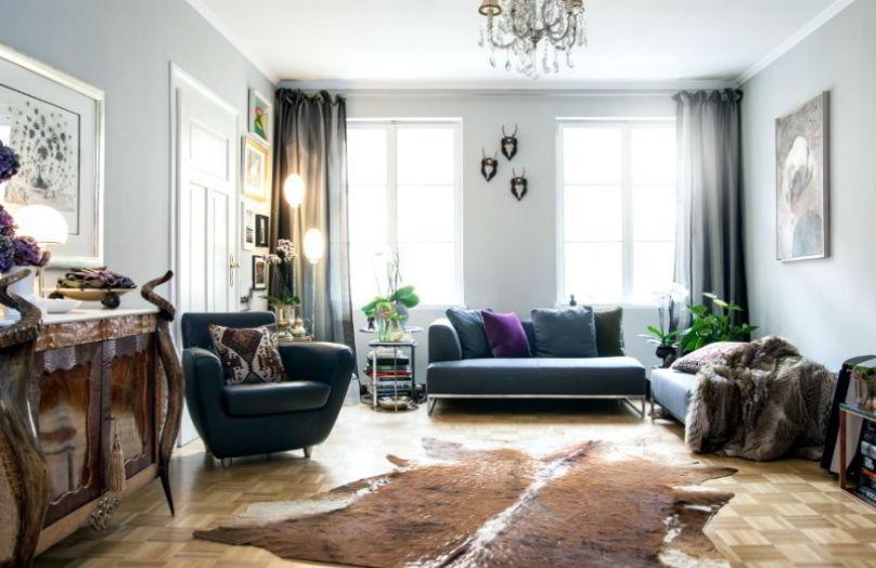 Arredare casa in stile modern luxury