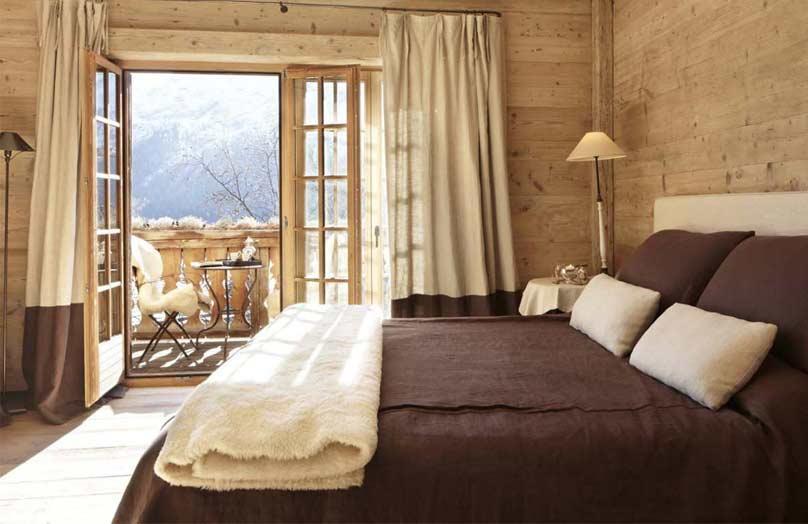 Chalet a Saint Moritz - Ritratto di un'icona di stile