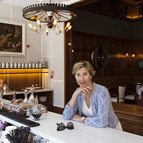 Style Trip met Sylvia Arenas in Barcelona
