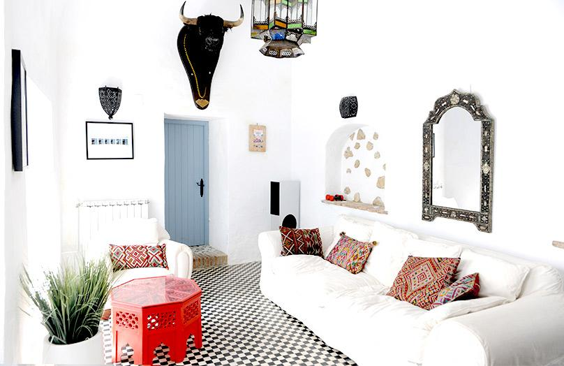 Binnenkijken bij Mariëlle Bax in Andalusië