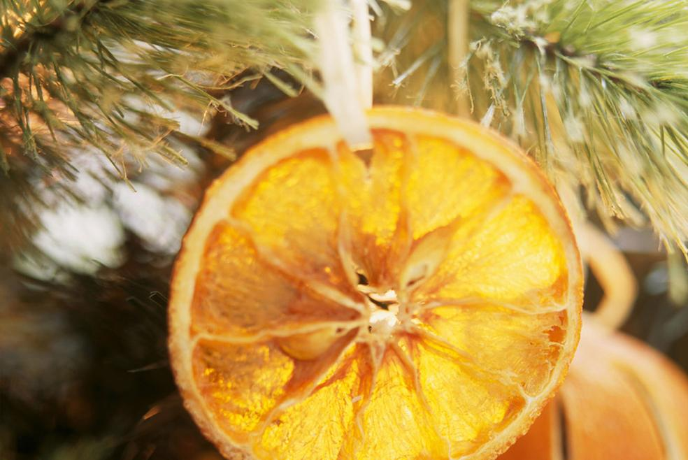 Święta pachnące pomarańczą