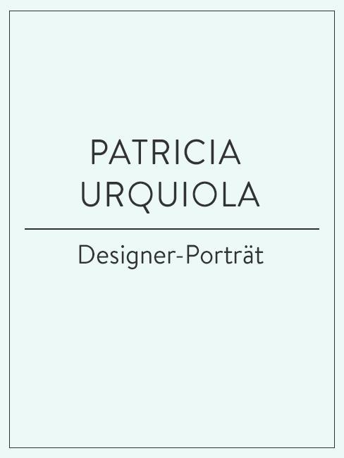 Designer-Porträt über Patricia Urquiola