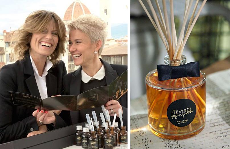 Teatro Fragranze Uniche nová úroveň interiérových vôní