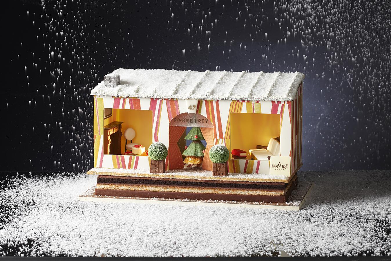 Le top 5 des bûches de Noël