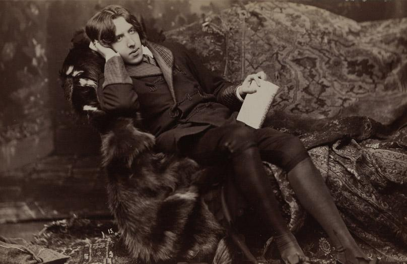 Oscar Wilde, l'impertinent absolu