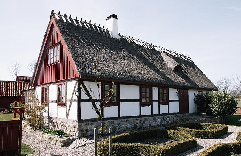 Een kijkje in een pittoresk huisje in Zweden