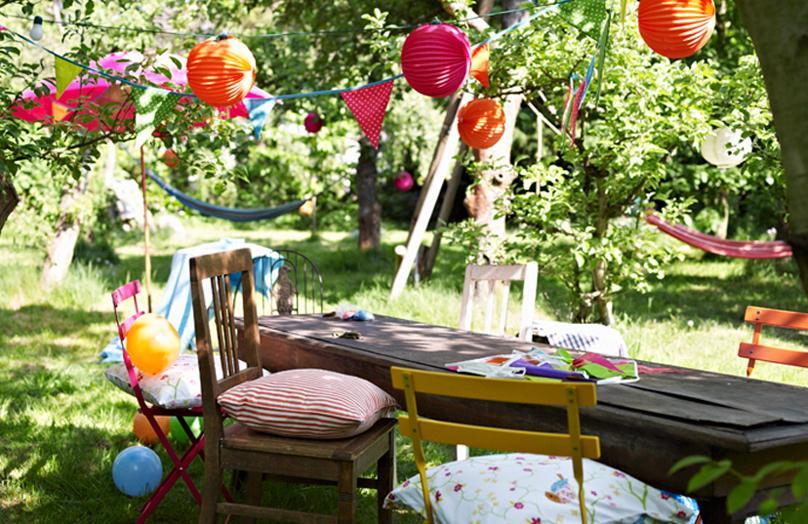 6 Tipps für die perfekte Sommerparty