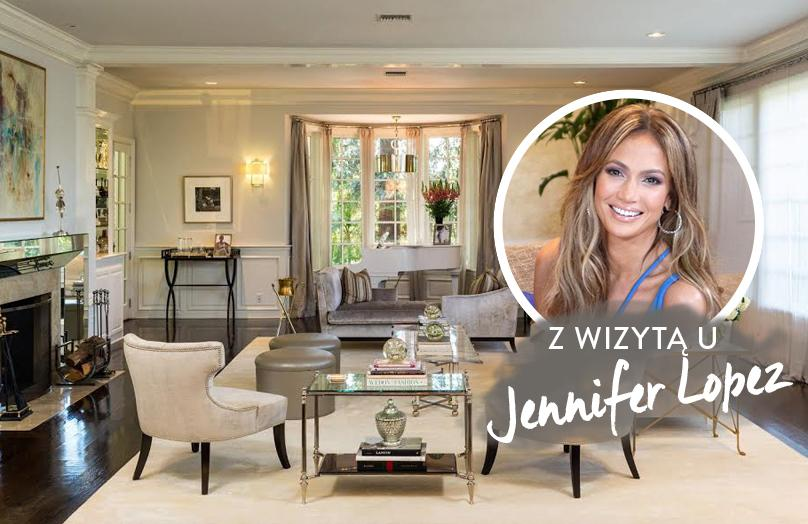 Na návštěvě u Jennifer Lopez