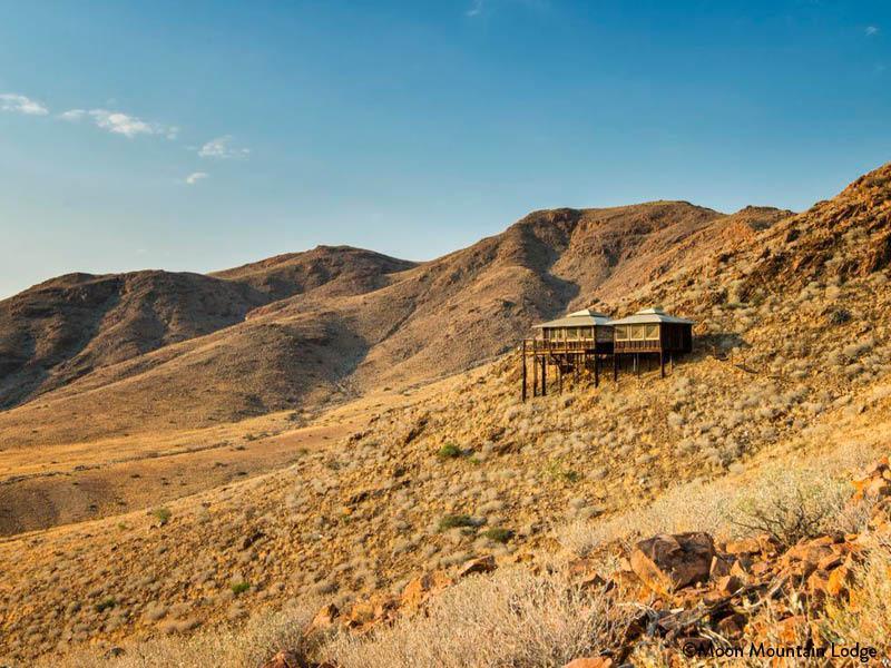 Nomad's land en Namibie