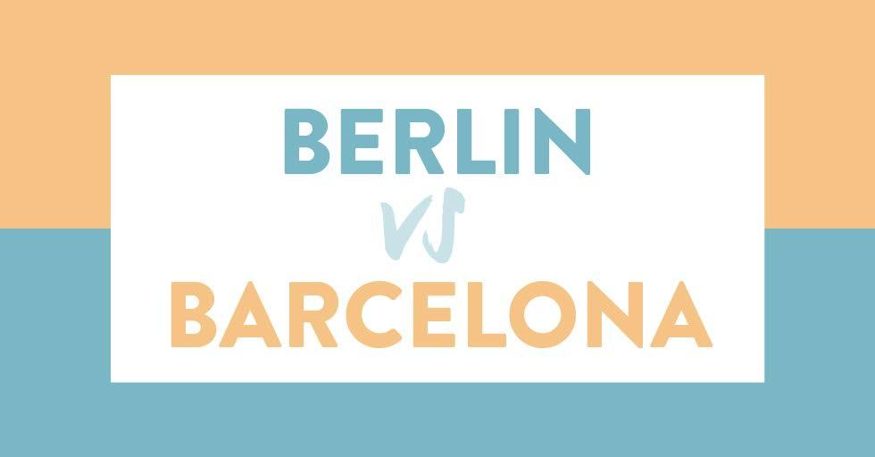 Berlin vs Barcelone