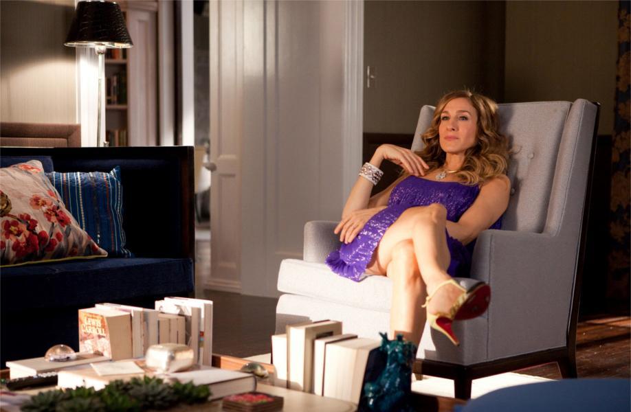 Sex-and-the-city, New-york, Stile, Cinema, Tv