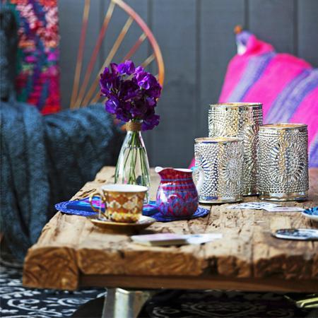 9 consigli per una casa in stile etnico