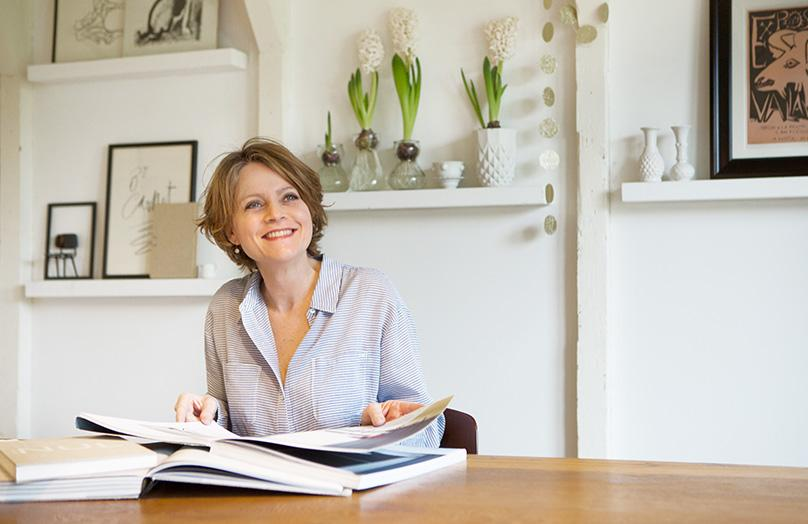 Een stylish office met Marijke Schipper