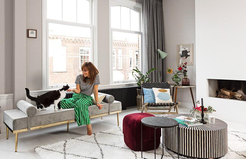 Creative Director Odette haalt de zomer in huis
