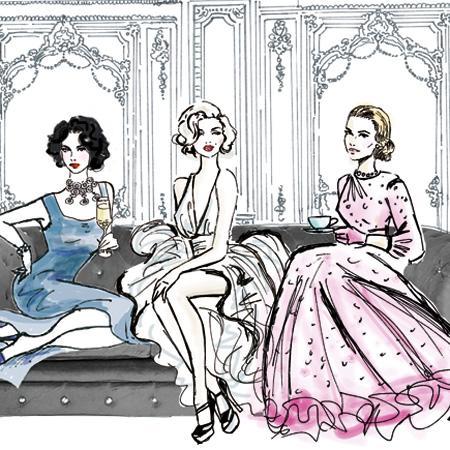 Glamour w hollywoodzkim wydaniu