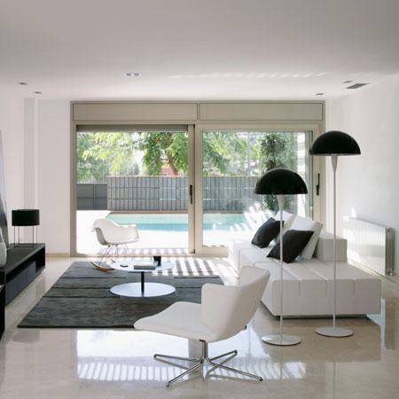Der moderne Wohnstil