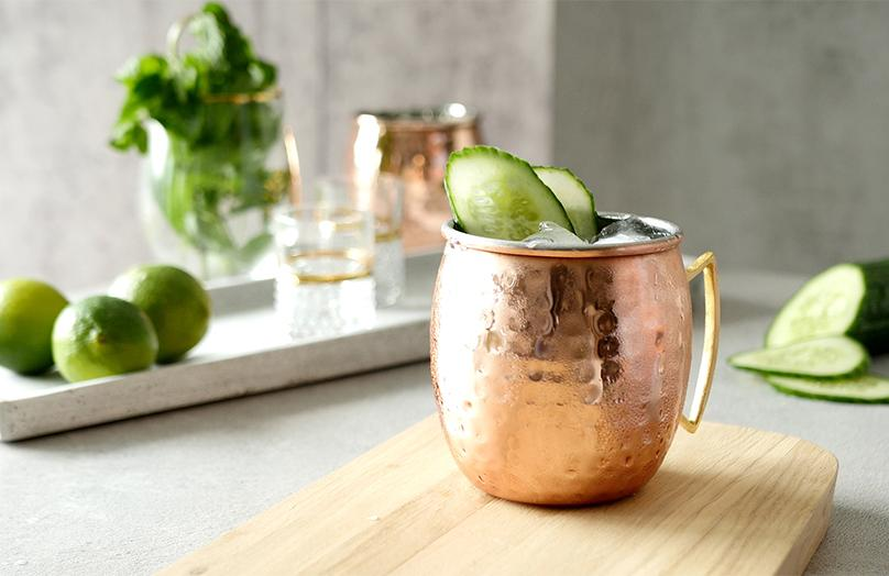 Trend-Cocktail Moscow Mule: So einfach geht's