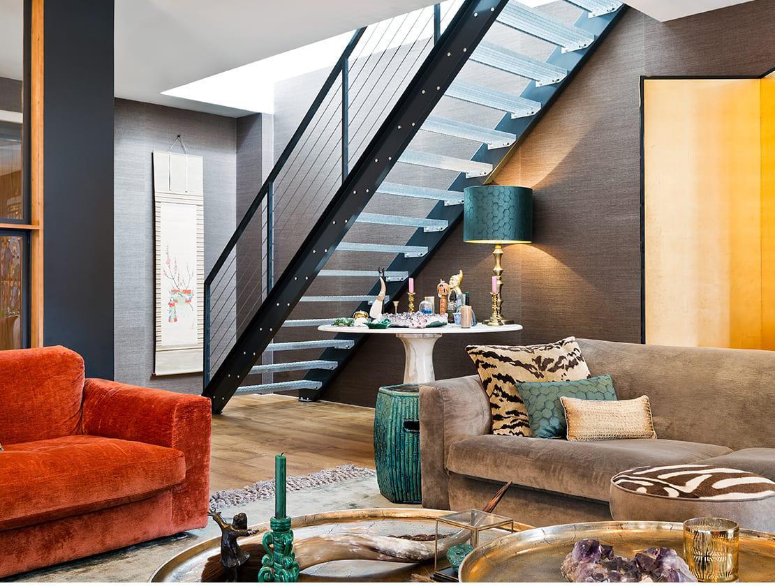 loft eclectico