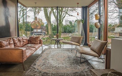 Coup d'œil chez l'architecte néerlandais Jeroen van Zwetselaar