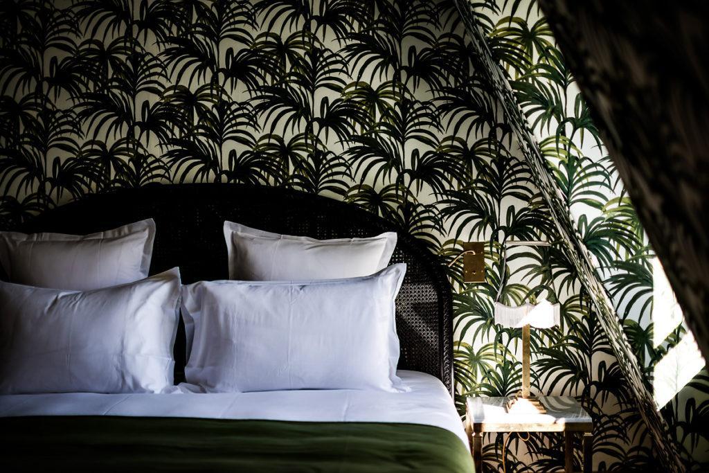 Hotel Providence-Benoit Linero-Chambre aux palmiers (2)