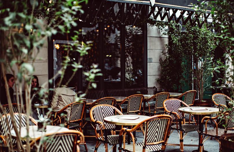 Providence, hôtel de charme à Paris