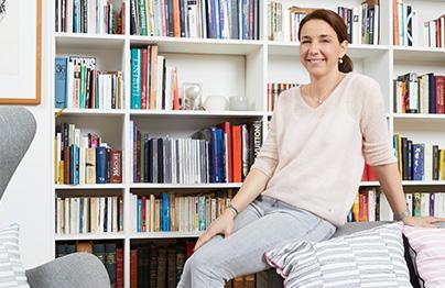 Visite guidée : chez Lorna Aubouin, co-fondatrice de l'agence Ludique