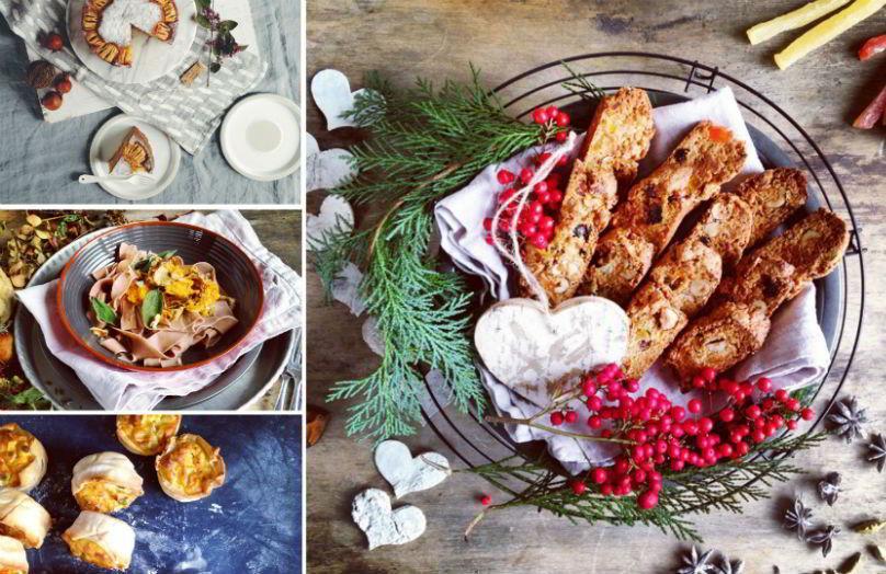 Il menù di Natale con Timo e Basilico