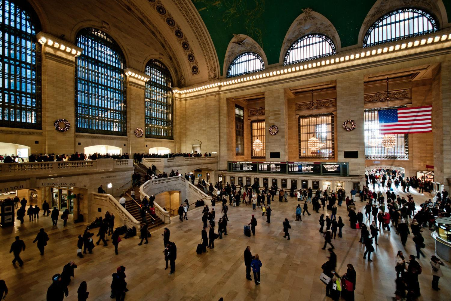 Grand Central Terminal NY©Ray_LAC, 2011