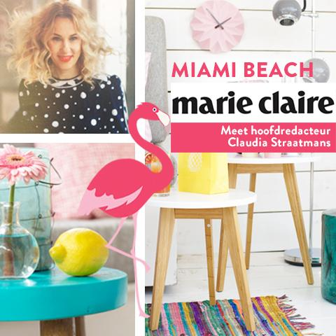 Marie Claire goes Miami Beach