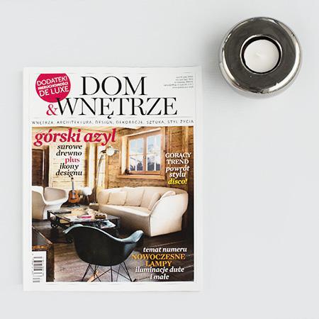 Styczeń i luty w magazynie Dom&Wnętrze