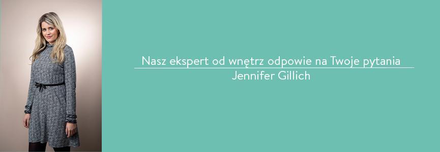 Ekspert Westwing Jennifer Gillich odpowiada na pytania