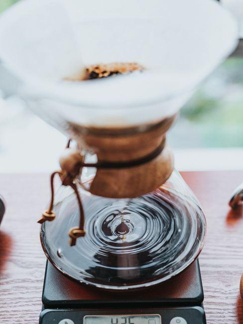 Café cold brew máquina