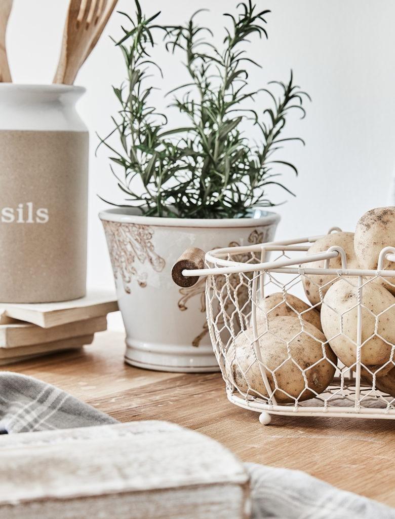 erbe per cucina