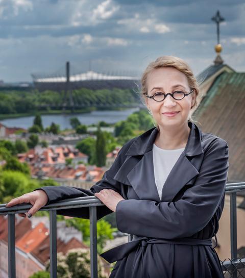 Style-Trip: Warschau mit Marta Suchodolska