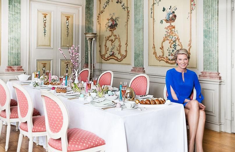 Ostern mit Stephanie Gräfin Bruges von Pfuel
