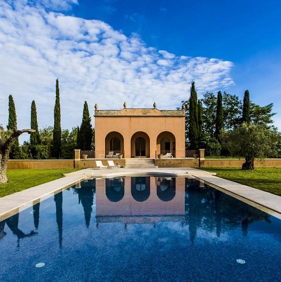 Villa Loggio: weekend in Toscana tra vino e relax