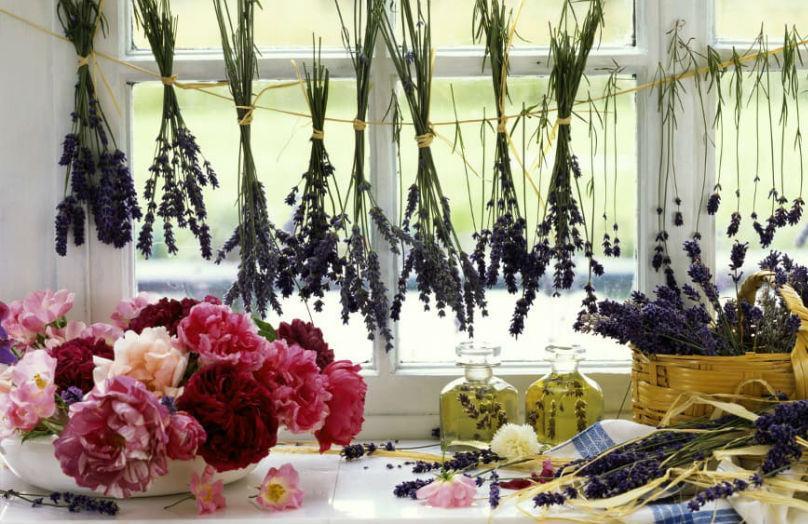 Come profumare la casa con fragranze naturali