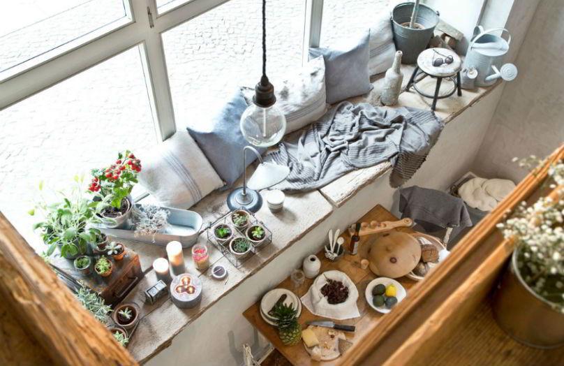 Stile contemporaneo - A casa di Marcel Graf
