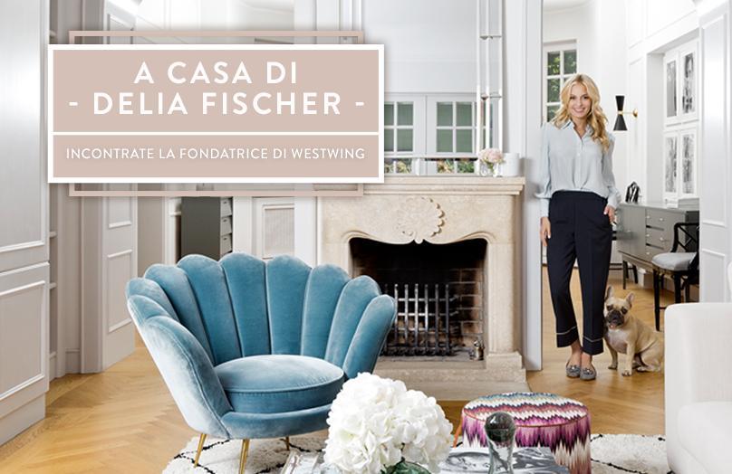 Delia Fischer - La felicità? Questione di stile!
