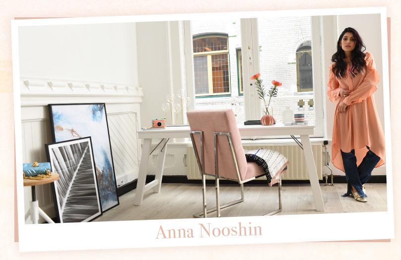 Celebrity b-day bash: een Parijse verjaardag met Anna Nooshin