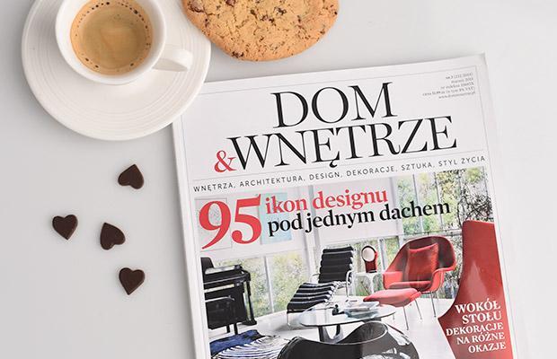 Marzec w magazynie Dom&Wnętrze