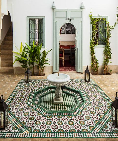 Get the look: Orientalisches Flair